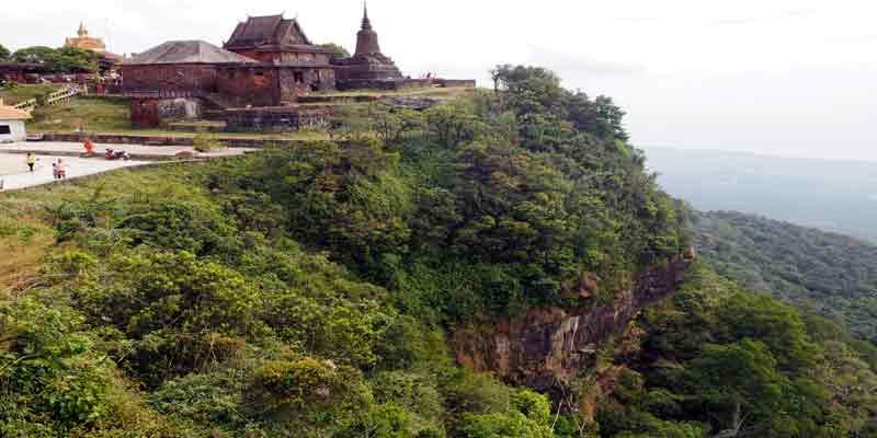Bokor Nationalpark Kampot