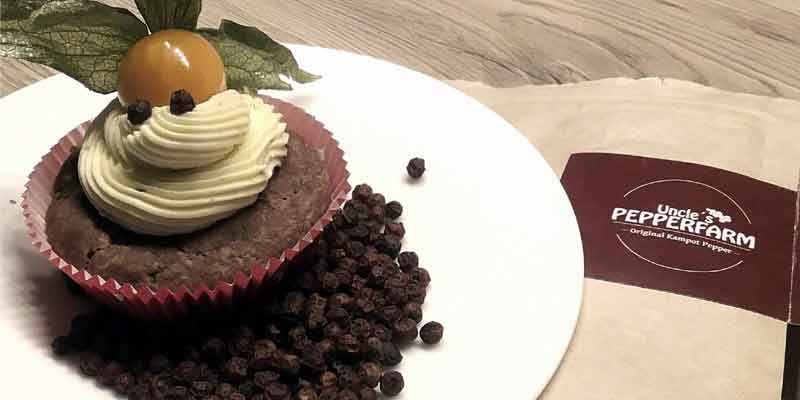 Selbstgemachte Schoko Cup Cakes