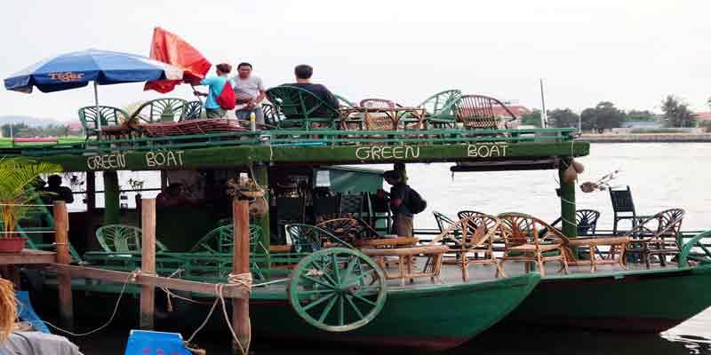 Kampot Bootstour