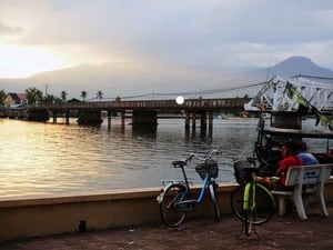 Old Bridge Kampot