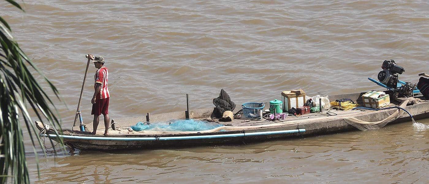 Reisetagebuch Kampot Kambodscha