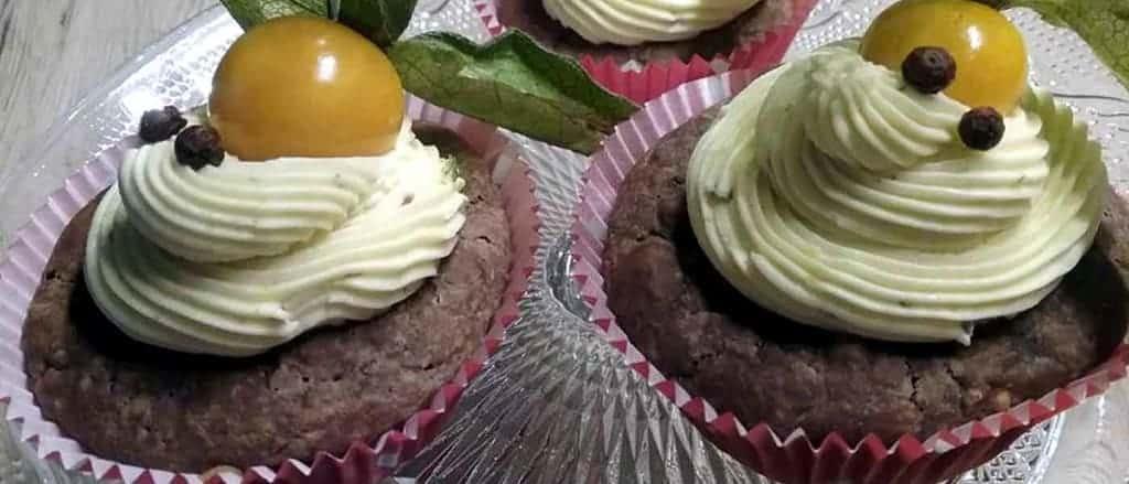 Rezept Schoko Cupcake