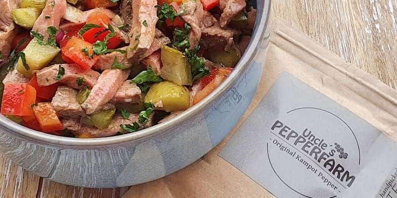 Rindfleisch Salat Rezept Idee