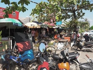 Reisebericht Kep Strand Kambodscha