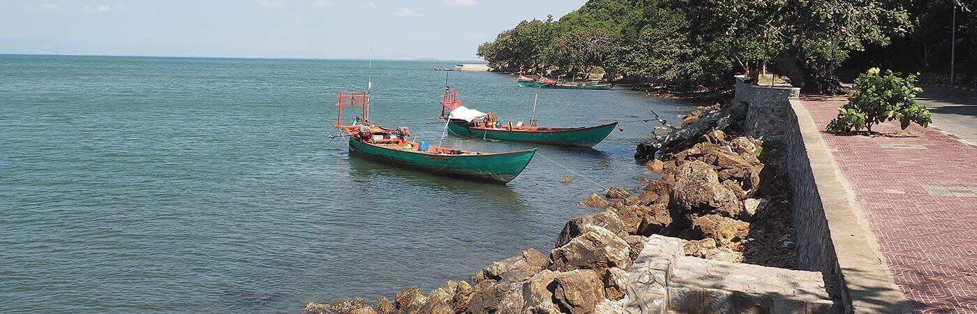 Reisetagebuch Kep Kambodscha